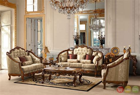 fashion living room set antique style luxury formal living room furniture set hd 953