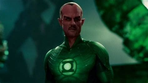 strong on being green lantern s villain news