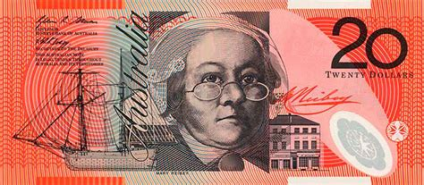 The First Series Of Polymer Banknotes
