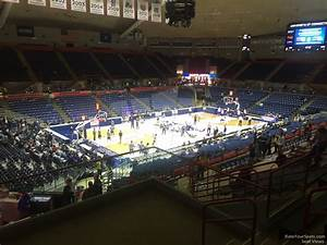 Gampel Pavilion Section 12 Rateyourseats Com