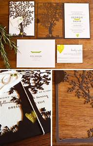 Reunions wedding and cute cards on pinterest for Cricut tree wedding invitations