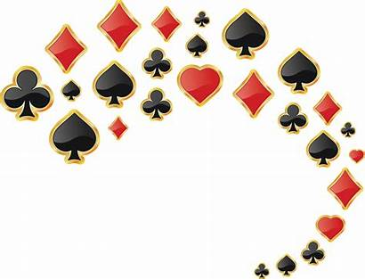 Poker Playing Clipart Clip Games Holdem Transparent