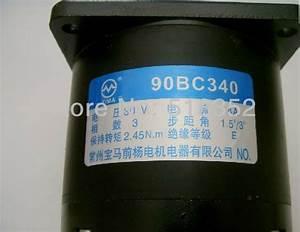 90bc340 30v 4a 2 45n M Three Phase Six Shooting Stepper