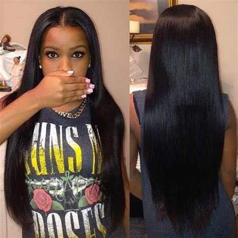 Looking Sew In Hairstyles by Best Sew In Weave With Closure On Hair
