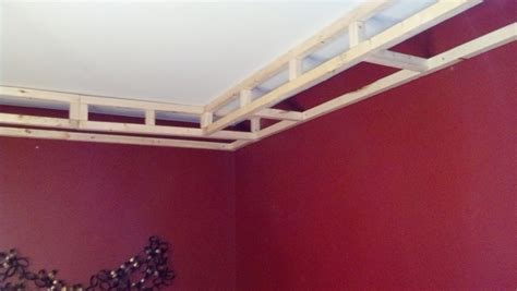 How To Build A Tray Ceiling by Road To The Ravenna Diy Tray Ceiling Updated Diy