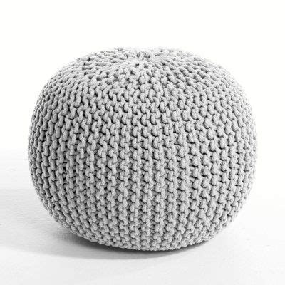 pouf la redoute 21 best images about pouf in wool on patterns