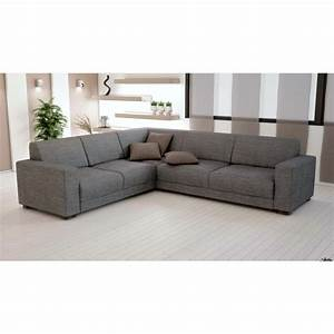 Canape d angle 6 places tissu royal sofa idee de for Canape angle tissu 6 places