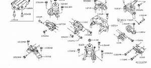 Nissan Murano Bolt  Awd  Fwd  Engine