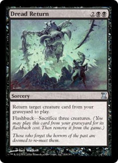 graveborn deck list visual dread return from graveborn spoiler