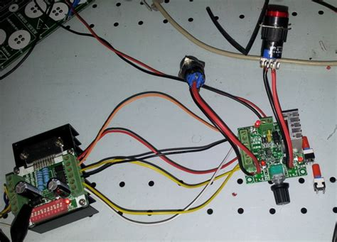 Pulse Signal Generator Stepper Motor Speed Regulator