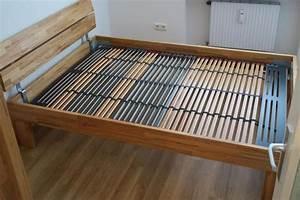 Bett 140x200 Massivholz : bett massivholz 140x200 lattenrost matratze in starnberg betten kaufen und verkaufen ber ~ Frokenaadalensverden.com Haus und Dekorationen