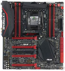 Asus Rampage V Extreme Motherboard  Review And Testing  Gecid Com
