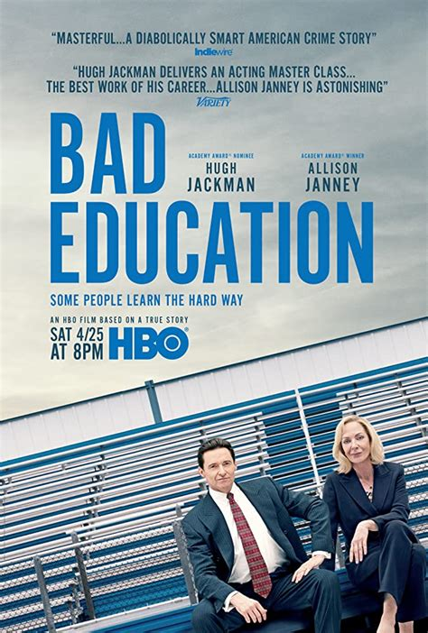 bad education  full english   p