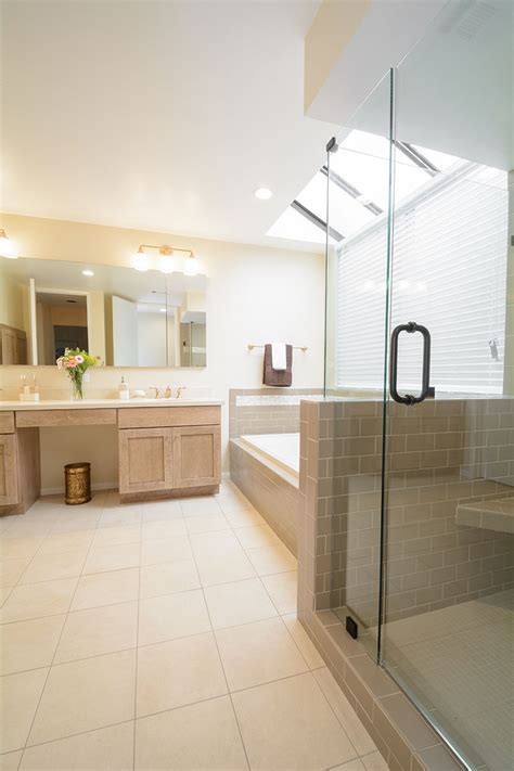Transitional Design Style Bathrooms By One Week Bath