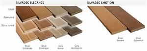Terrasse En Bois Composite Prix : fc terrasse bois la terrasse en bois composite silvadec ~ Edinachiropracticcenter.com Idées de Décoration