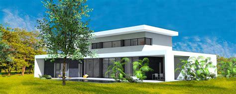 maison darchitecte contemporaine  toit terrasse