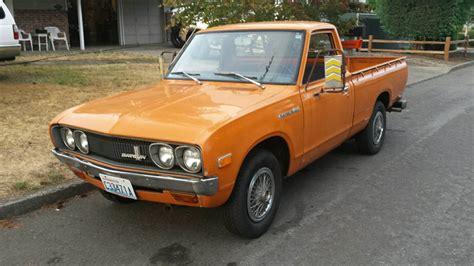 1973 Datsun Truck by Bangshift Start This 1973 Datsun 620 Can Be