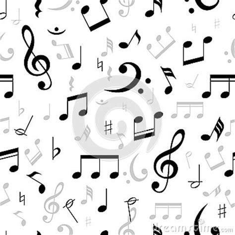 la musique note le mod 232 le sans couture illustration de