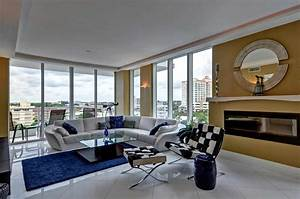 Fort Lauderdale Beach Contemporary, Water View Condo ...