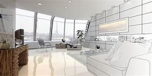 Architecte Dintrieur Chambery Fabulous Dessin De Salon