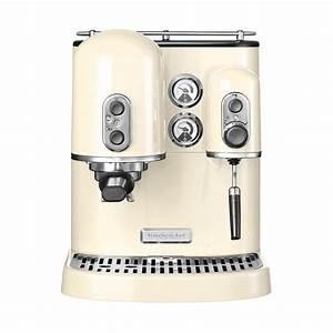 Kitchenaid Auf Rechnung : artisan espressomaschine von kitchenaid connox ~ Themetempest.com Abrechnung