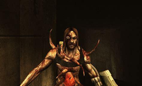 Killing Floor Patriarch Glitch by самые страшные монстры в компьютерных играх часть 2
