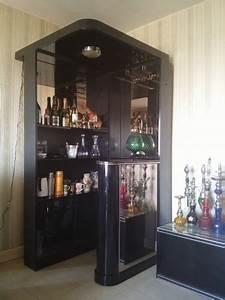Meuble Bar Salon : achat bar revendre ~ Teatrodelosmanantiales.com Idées de Décoration