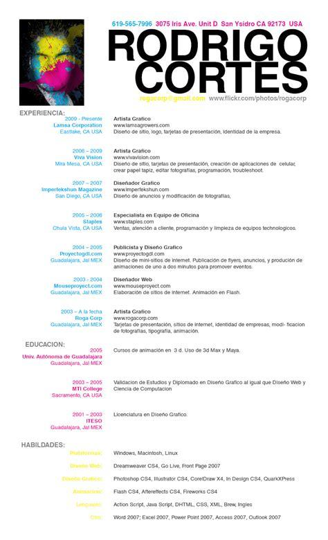 Templates De Resume En Espanol by Resume Espanol By Rogaziano On Deviantart