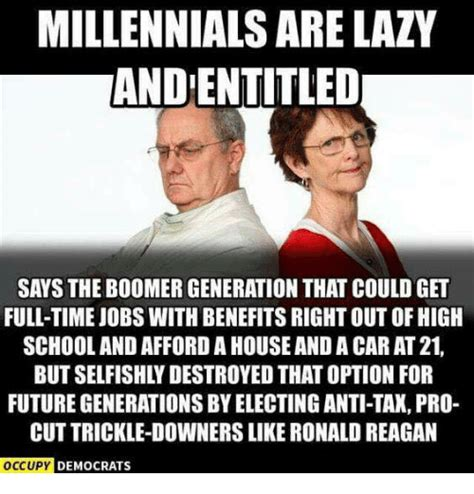 Baby Boomer Meme - millennials page 2 texags