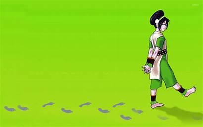 Toph Avatar Airbender Last Beifong Wallpapers Aang