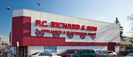 find store hours info  pc richard son  elmont ny