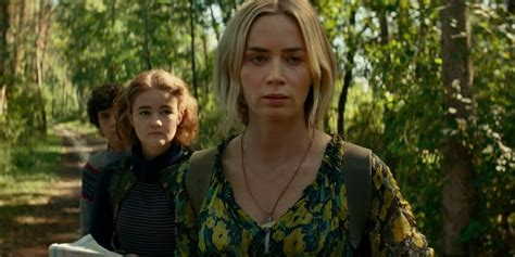 How Much A Quiet Place 2 Could Make Opening Weekend ...