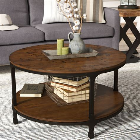carolyn coffee table reviews birch lane