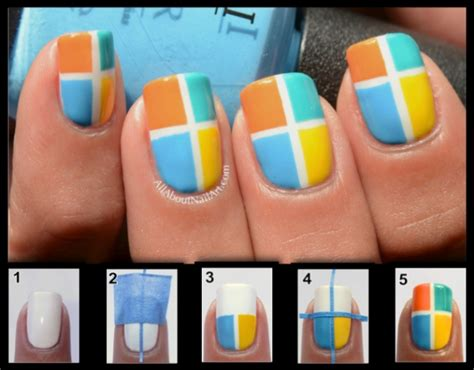 cool nail art ideas awesome diy nail designs diy