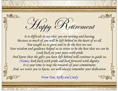 Retirement  Ee  Gift Ee    Ee  Ideas Ee   Employee Service Re Gnition A Rd Clock
