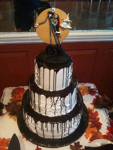 nightmare  christmas wedding cake contis pastry