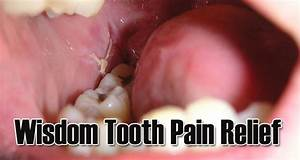 pain relief for abcessed tooth