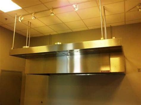 Air Handling Ceiling Support Structure Design and