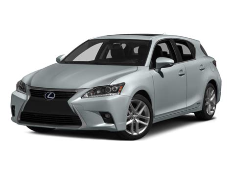 lexus hybrid 2015 new 2015 lexus ct 200h prices nadaguides