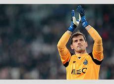 Iker Casillas to Liverpool Goalkeeper pens precontract
