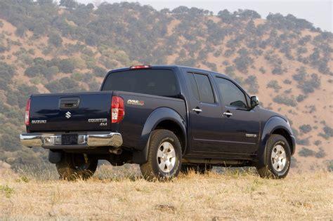 best car repair manuals 2012 suzuki equator regenerative braking 2012 suzuki equator review specs pictures mpg price