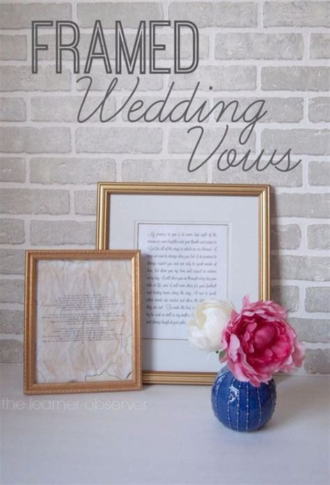 37 expensive looking diy wedding gifts that will fit your