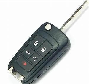 2012 Chevrolet Equinox Remote Keyless Entry Key With