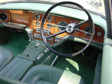 Rare Facel Vega Excellence 1959 interior (RHD) | A RHD ...