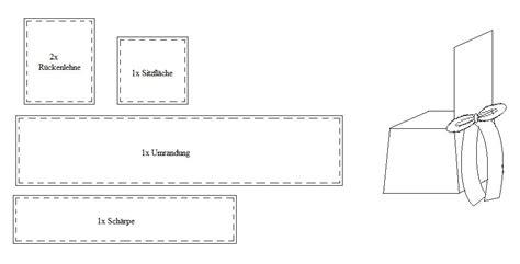 schnittmuster für stuhlhussen anleitung stuhlhusse aus seide anleitungen tipps und