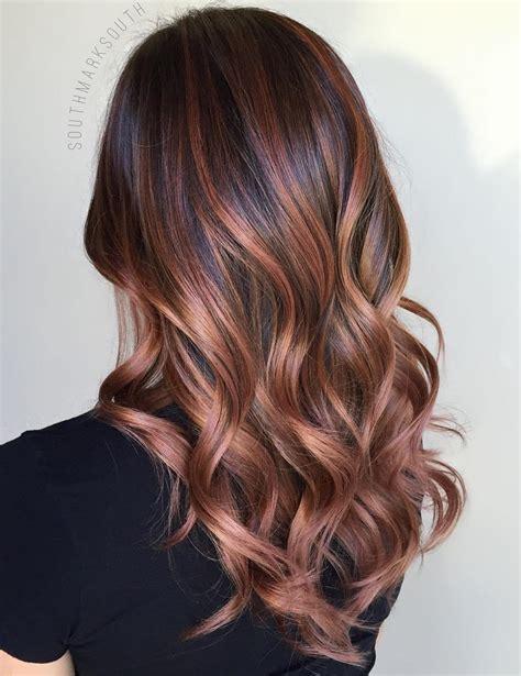 balayage braun caramel 70 flattering balayage hair color ideas balayage highlights inspiration