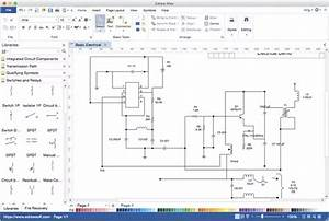 What Is A Free Software For Drawing Electrical Circuits On Windows 8 1