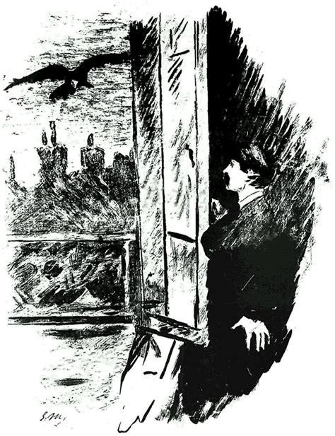 Manet's Raven