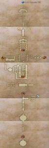Final Fantasy XII 12 FFXII FF12 Maps Stilshrine