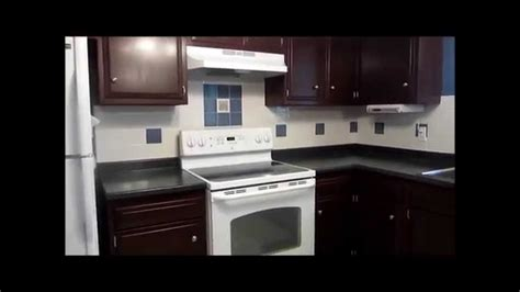 kitchen remodeling project rustoleum transformation kit  cabinets  cabernet